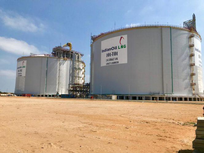 India's September LNG imports jump