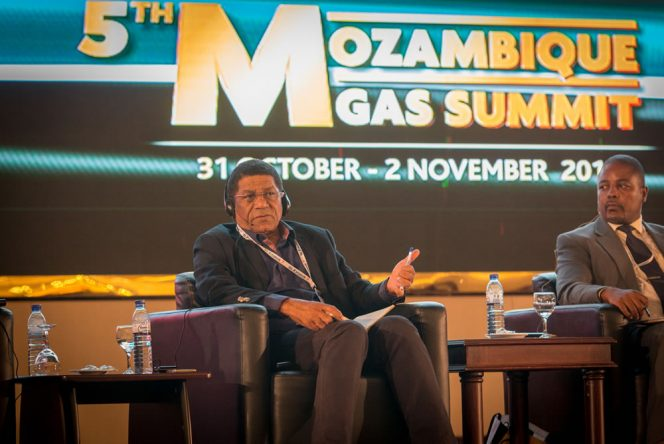 Fig 1. Mozambique Gas Summit
