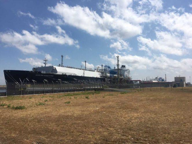 GATE LNG terminal's nine-month throughput rises