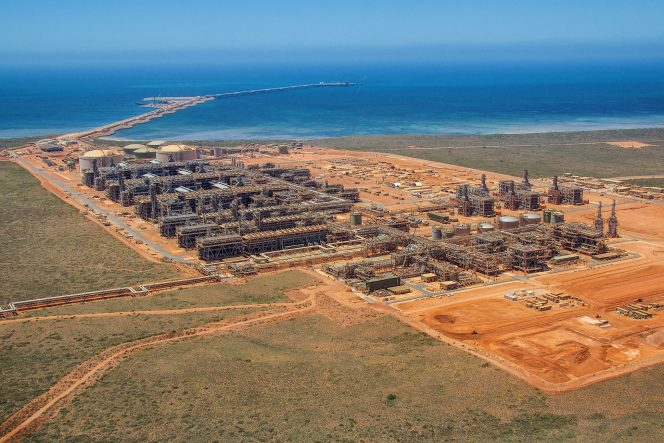 Chevron kicks off Gorgon LNG plant maintenance