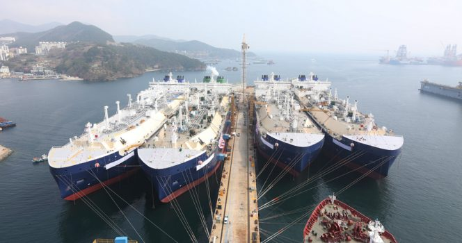 Drewry: US sanctions bump LNG shipping rates