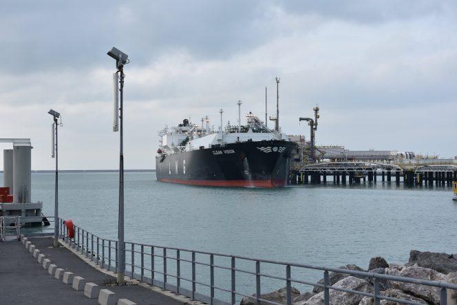 Dunkirk LNG receives first October cargo