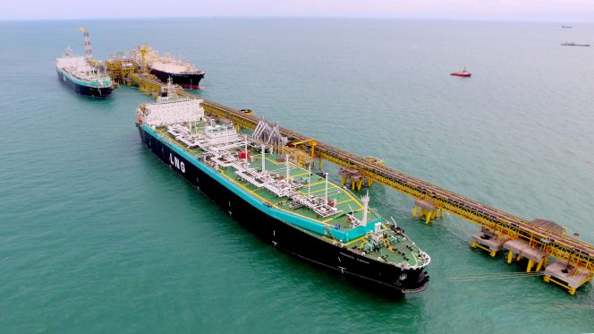 Petronas receives first LNG cargo under third-party access deal