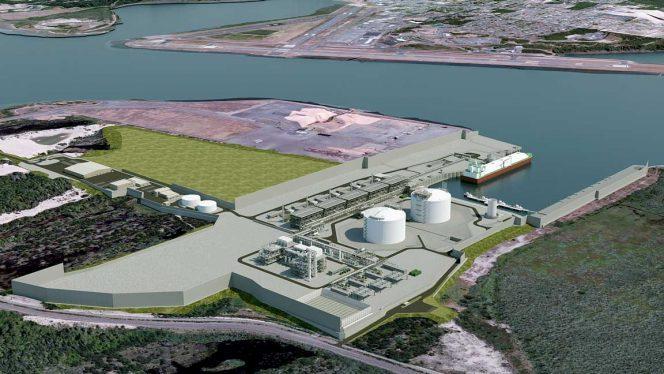 FERC postpones Jordan Cove LNG EIS decision