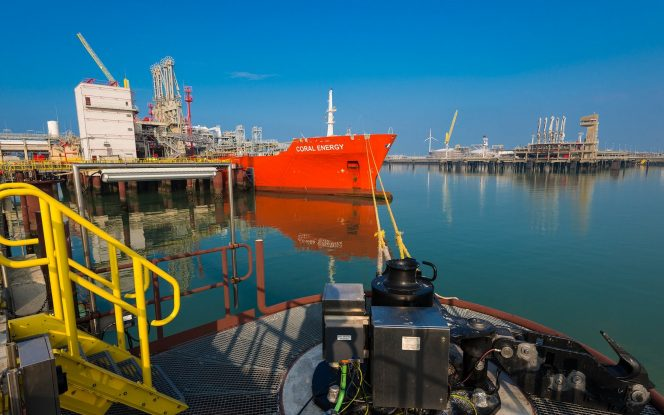 Fluxys reports record year-to-date activity at Zeebrugge LNG terminal