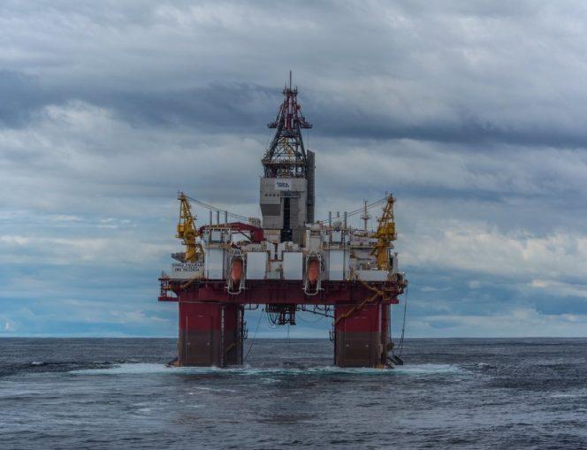 Transocean Endurance rig