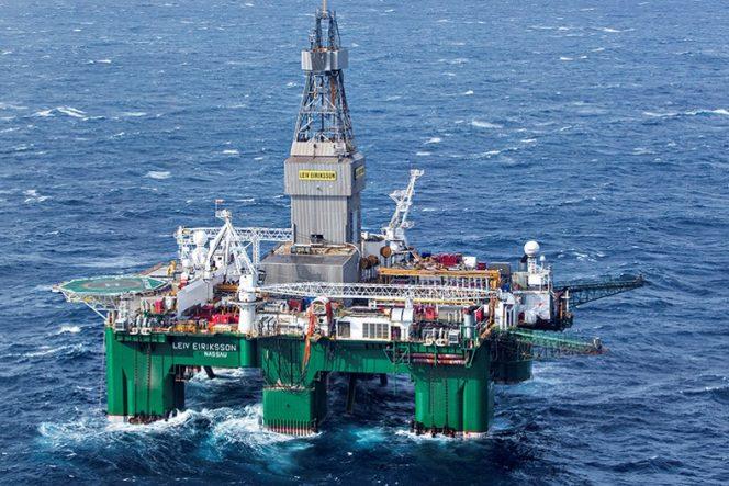 Leiv Eiriksson drilling rig