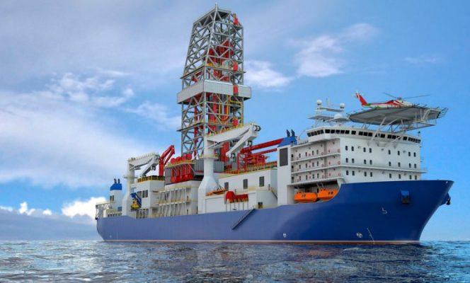 West Cobalt drillship