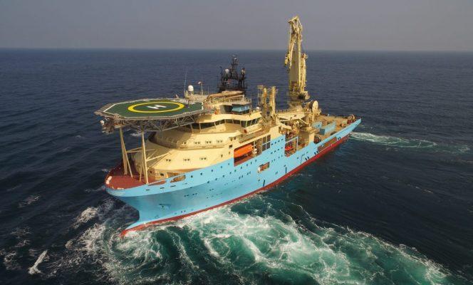 Maersk Installer vessel