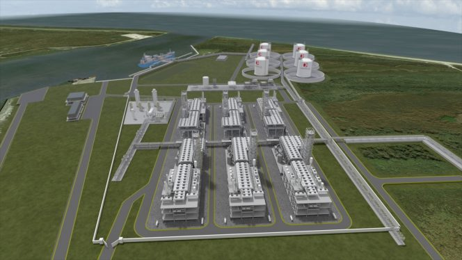 Commonwealth LNG, Gunvor ink LNG marketing and supply deal