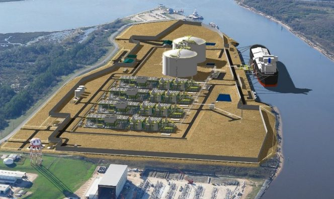 LNG Limited extends Magnolia EPC deal validity