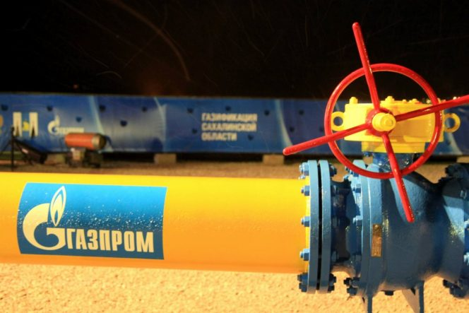 Gazprom's production up, European deliveries slip