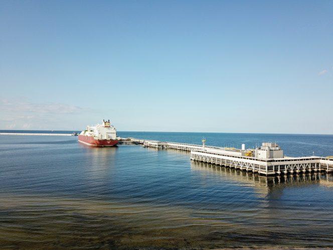 PGNiG: Polish LNG imports jump