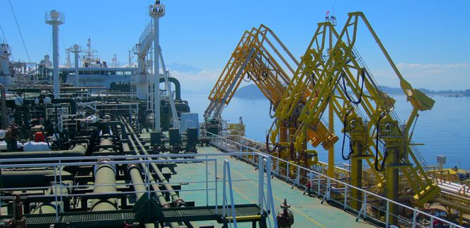 CSSC Shipping, Golar LNG ink tanker sale and leaseback deal