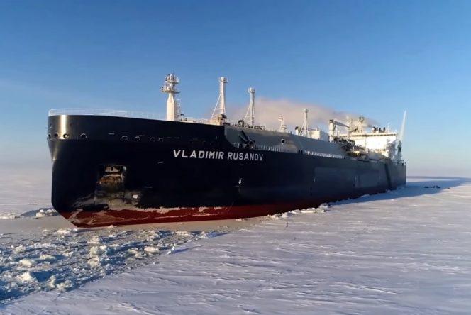 Yamal LNG cargo heading for Zeebrugge