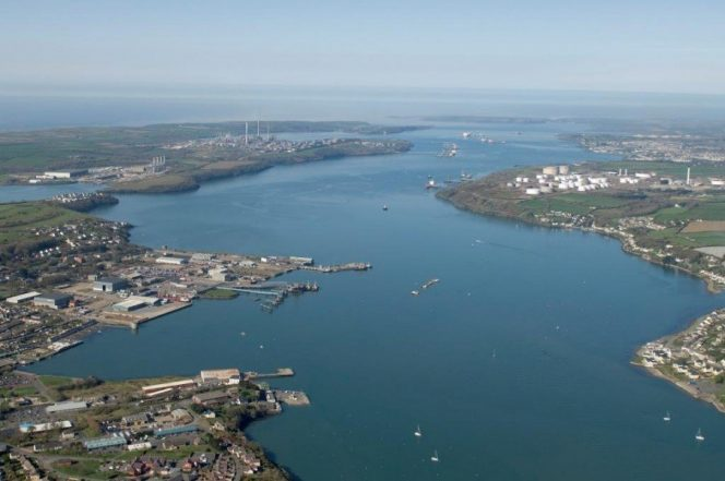 RWE delivers Sabine Pass LNG cargo to Milford Haven