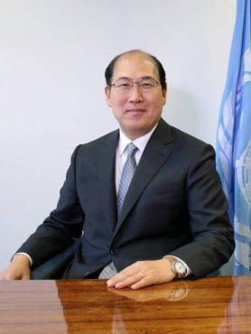 Kitack Lim, IMO Secretary General