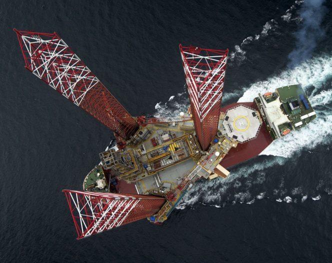 Maersk Intrepid; Source: Maersk Drilling