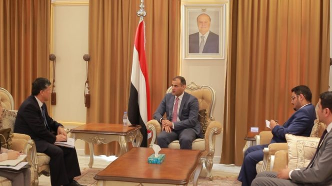 South Korean, Yemeni diplomats meet over the Red Sea vessel detention