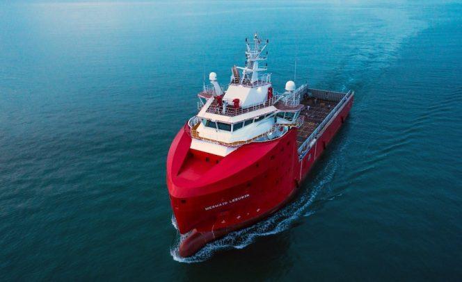 MMA Leeuwin vessel