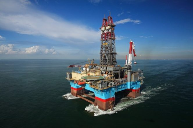 Mærsk Developer rig - Image source: Maersk Drilling