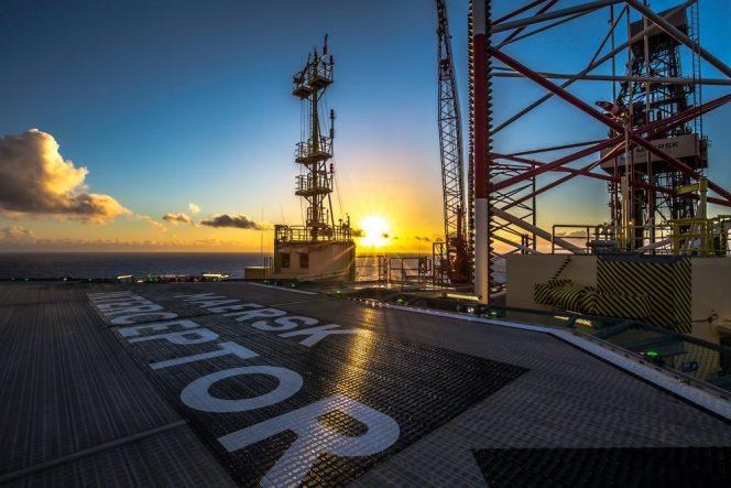 Maersk Interceptor rig
