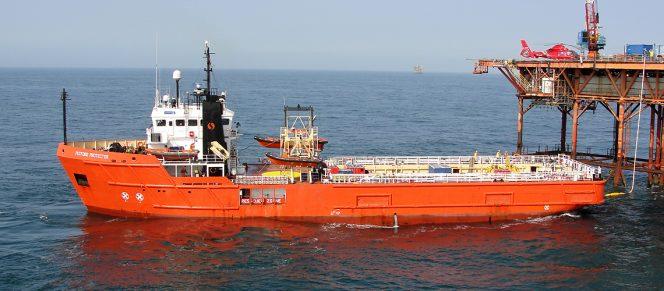 Illustration Only: A Seacor ERRV vessel - Image Source: Seacor Marine