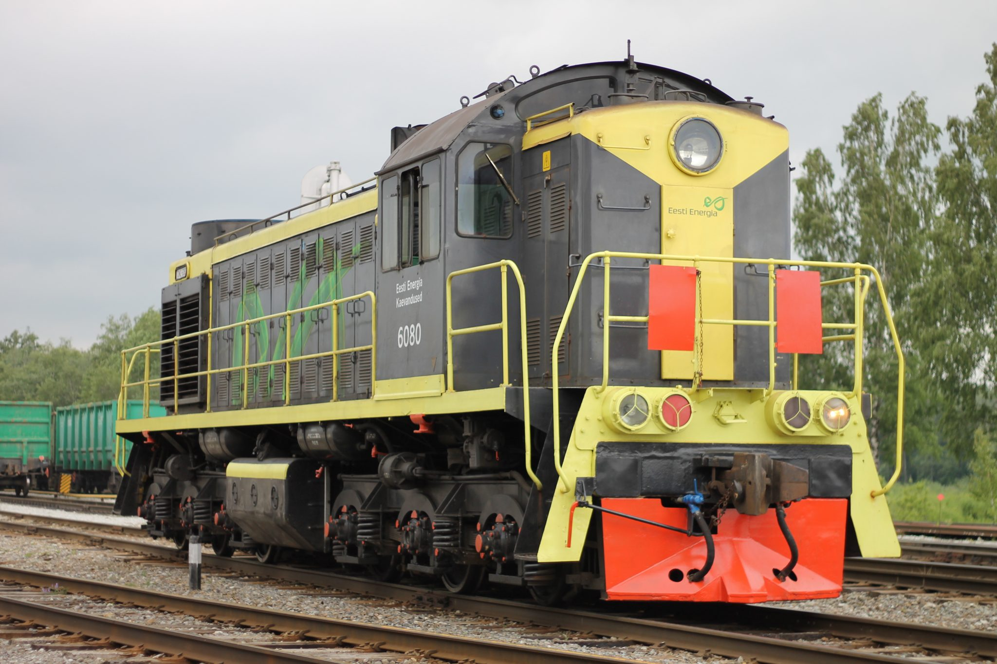 Latvian, Estonian duo to LNG retrofit two locomotives - Offshore Energy
