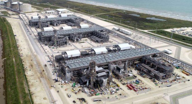 Freeport LNG Train 2 produces first chilled gas
