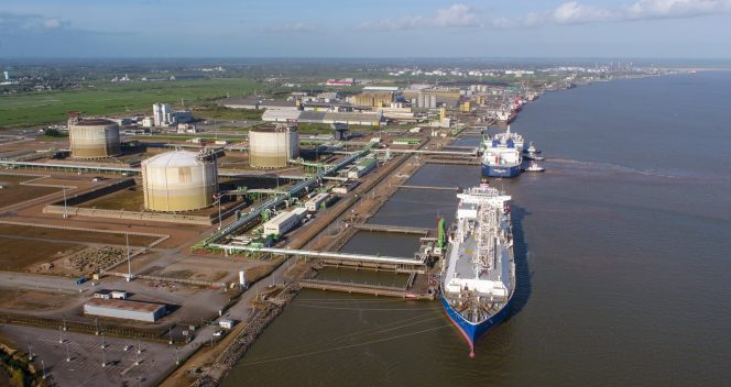 Montoir-de-Bretagne LNG capacity fully booked in 2023-2035