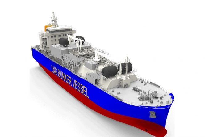 Total, MOL ink charter deal for second LNG bunker vessel