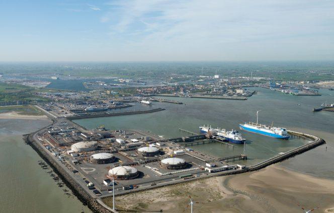 Zeebrugge terminal to receive at least 16 vessels in December