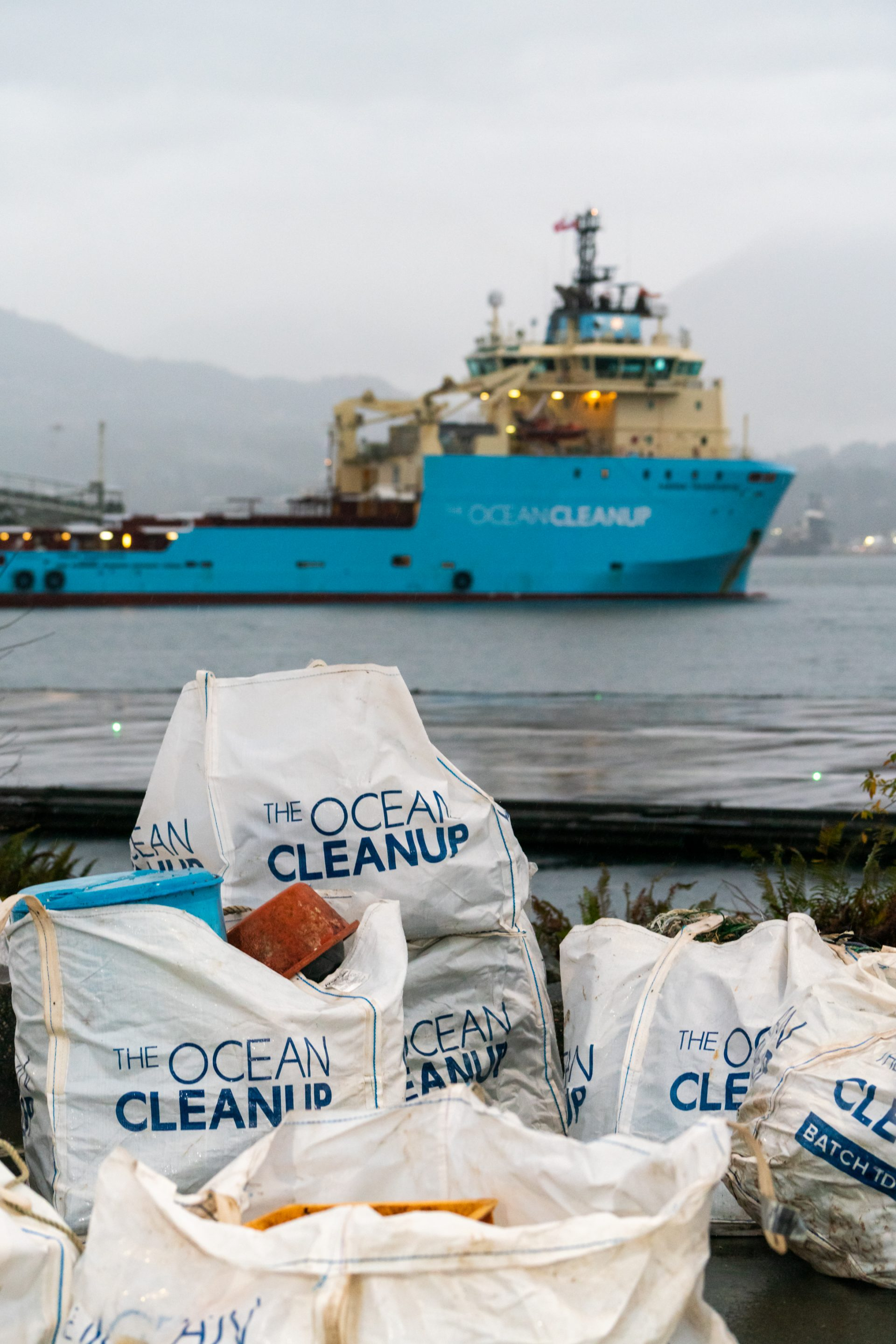 Image Courtesy: The Ocean Cleanup