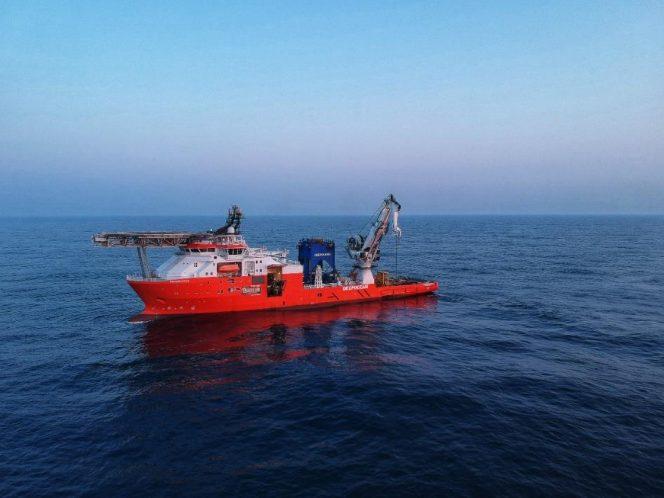Normand Ocean vessel