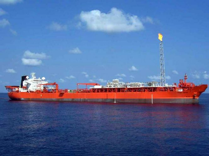 Front Puffin FPSO; Source: New Age