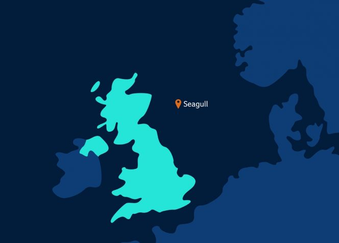 Seagull project map