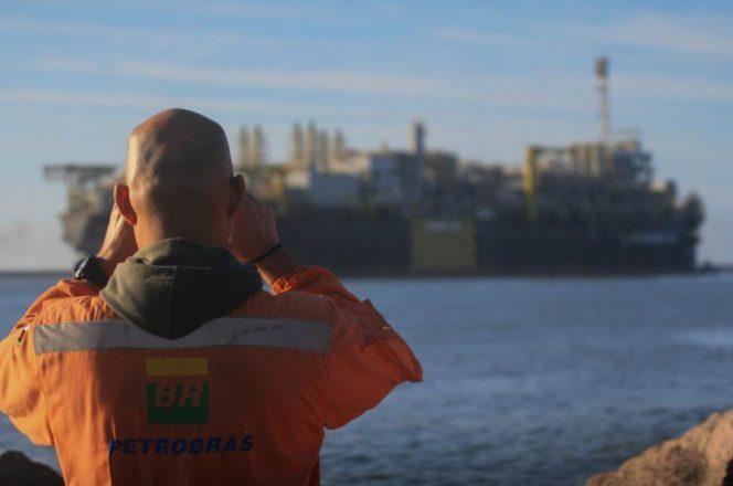 Illustration: A Petrobras FPSO unit / Source: Petrobras