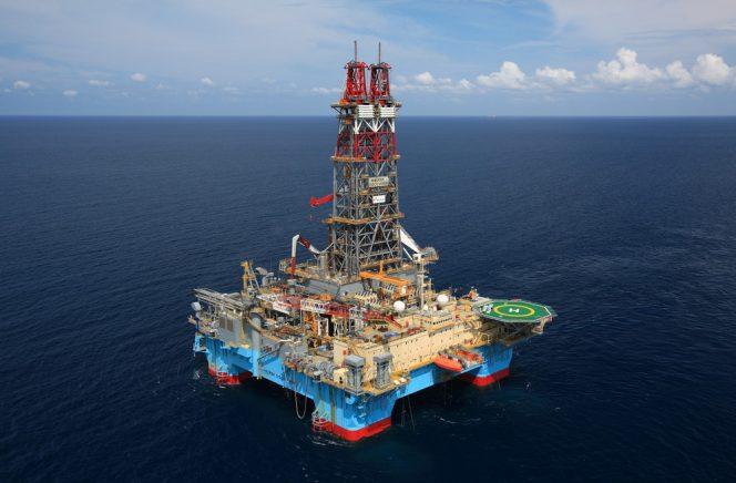 Maersk Discoverer rig