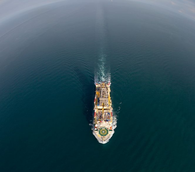 Maersk Valiant drillship
