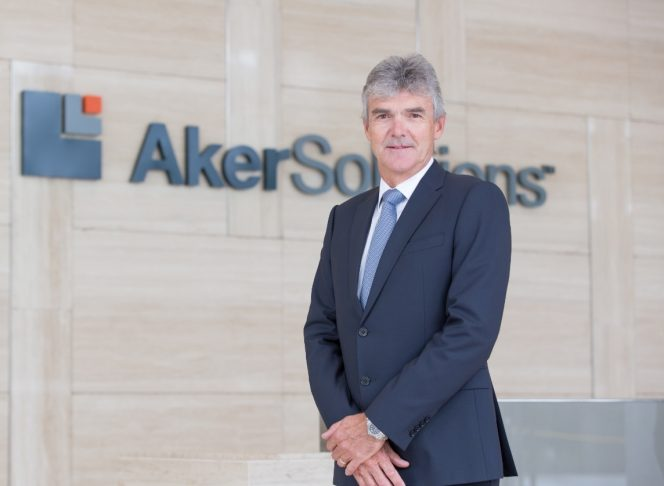 Greg Ross, Aker Solutions Country Manager of Australia