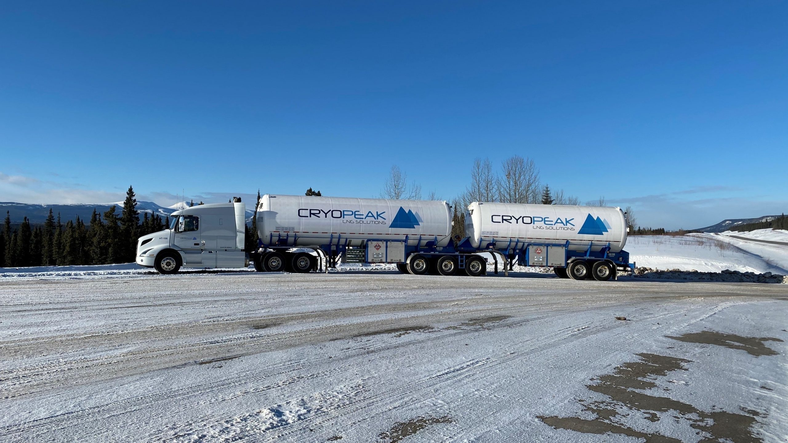 Cryopeak makes Super B-Train LNG delivery - Offshore Energy
