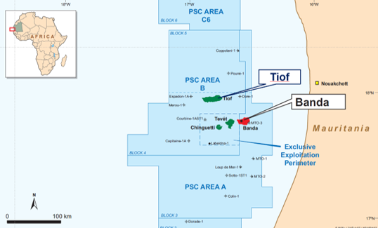 Maersk Decom Gets Tullow Oil Contract - Offshore Energy