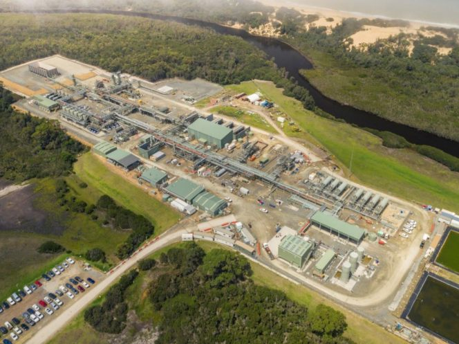 Orbost Gas Processing Plant