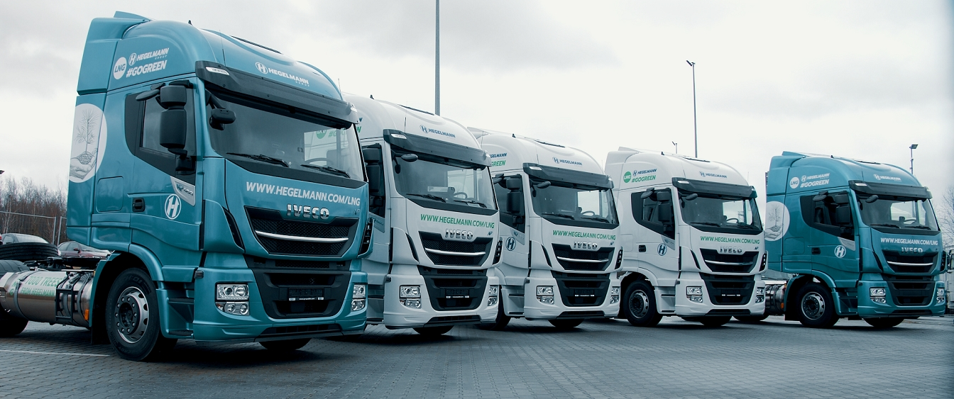 German logistics company expands fleet with LNG-fueled trucks - Offshore Energy