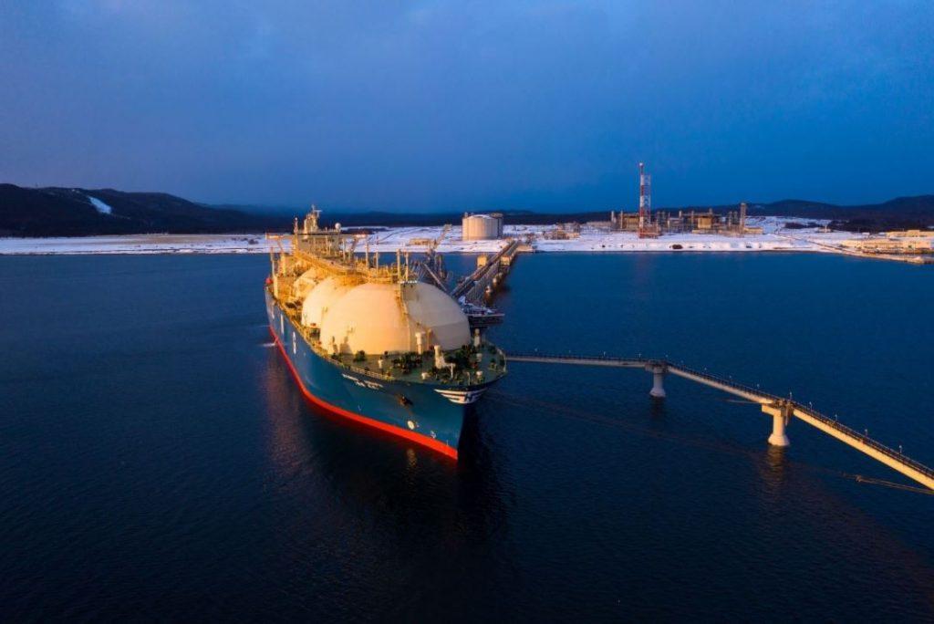 Hyundai Aquapia LNG tanker