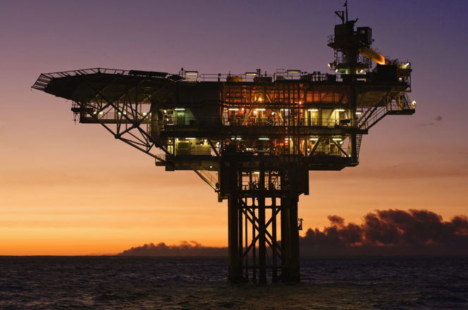 Cliff Head platform; Source: Triangle Energy