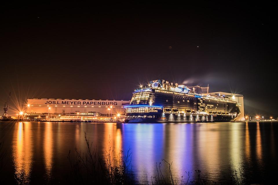 cruise shipbuilding