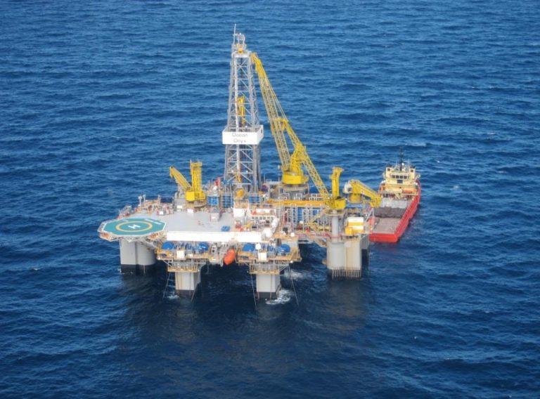Ocean Onyx rig
