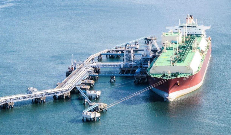 Nakilat's Q-Max LNG carrier Al Mayeda