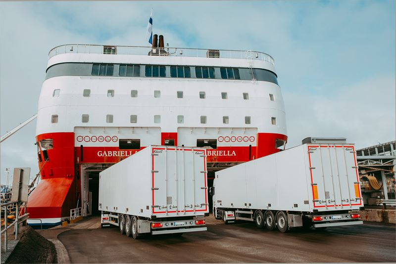 Viking Line's freight transport standing firm against COVID-19 ...